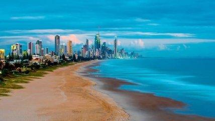 Потрясающие пейзажи Австралии от Митчелла Петтигрю