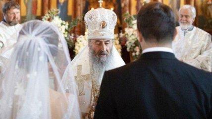 Зам Ермака Трофимов женился: венчал пару лично глава УПЦ (МП) Онуфрий