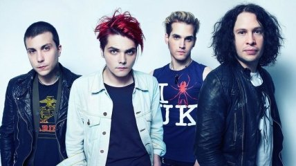 My Chemical Romance проведут первый концерт с 2013 года
