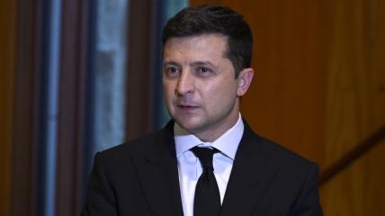 Владимир Зеленский во время рабочей поездки в США 01.09.2021
