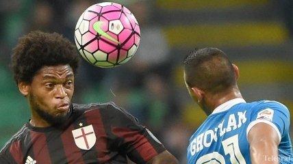 """Экс-форварда """"Шахтера"""" критикуют за слабую игру в """"Милане"""""""