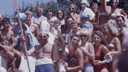 Молодежь 60-х (Фотогалерея)