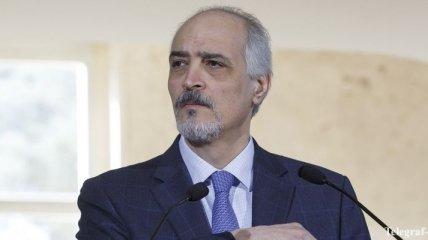 """Сирия выдвинула условия участия в коалиции против """"ИГ"""""""