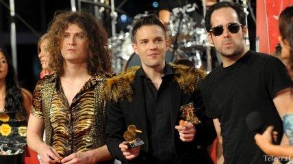 The Killers записывают новый альбом