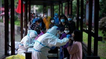 В Китаї зробили сенсаційну заяву: ринок в Ухані не був джерелом COVID-19