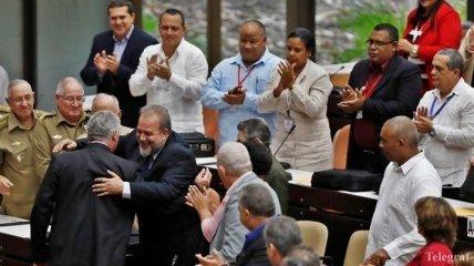 На Кубе впервые за 40 лет выбрали премьер-министра