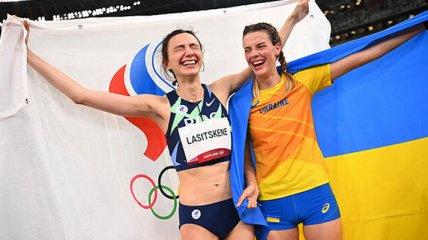 Украинка Магучих угодила в скандал из-за фото с россиянкой на Олимпиаде