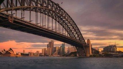 А вот так выглядят обычные будние дни в Австралии - ничего особенного!