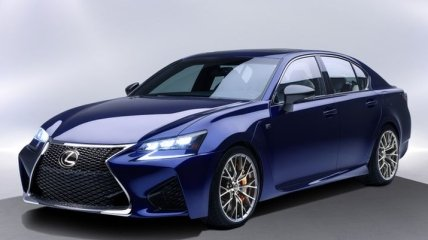 Рассекречен седан Lexus GS F