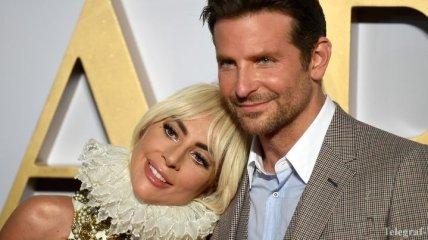 Леди Гага прокомментировала роман с Брэдли Купером (Видео)