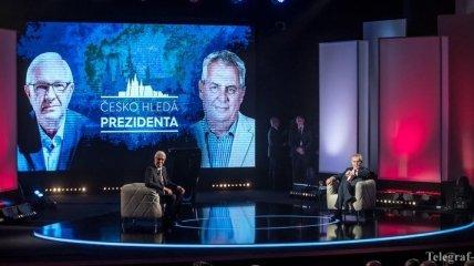 Второй тур выборов президента Чехии стартует сегодня