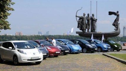 В Украине продажи электромобилей выросли втрое