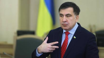 Міхеїл Саакашвілі провів вісім років в Україні.