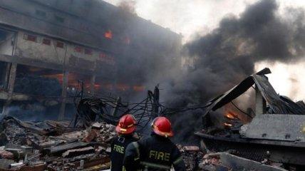 Взрыв в Бангладеш: есть пострадавшие