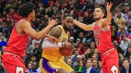 Ночь Леброна: лучшие моменты дня в NBA (Видео)