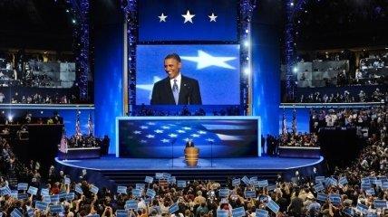 Барак Обама - официальный кандидат от Демократической партии США