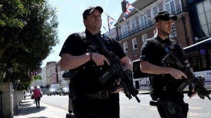 В Лондоне полиция задержала подозреваемого в подготовке терактов