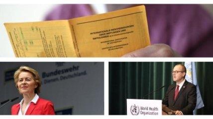 Политики и медики поссорились из-за паспортов вакцинации в Европе: что с ними не так