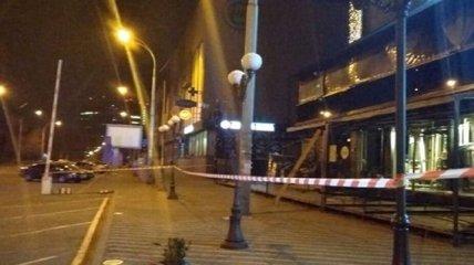 """У полиции есть видео выстрела из гранатомета в """"Киевгорстрой"""""""
