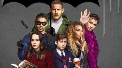 """""""Академия Амбрелла"""": Netflix опубликовал тизер второго сезона (Видео)"""