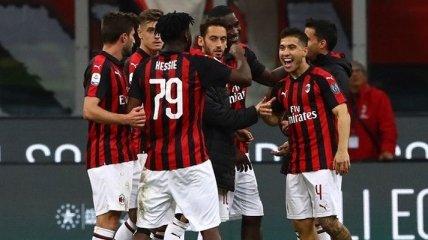 Милан примет участие в следующем розыгрыше Лиги Европы