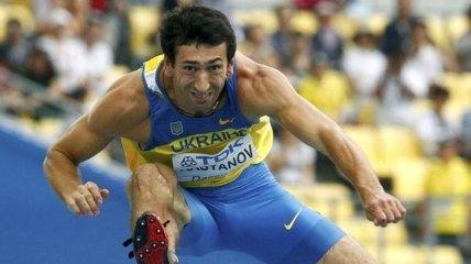 Касьянов взял бронзу на престижном турнире многоборцев