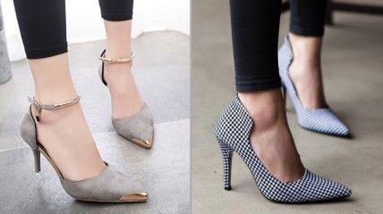 Мода 2019: стильные женские туфли для нового сезона (Фото)