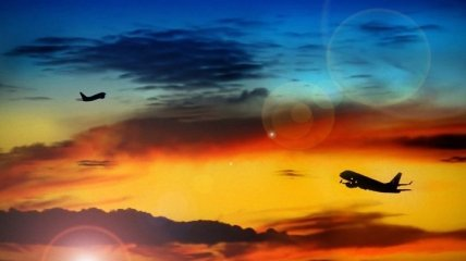Как пережить полет в самолете?