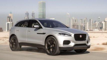 Jaguar планирует выпустить новый электрический SUV