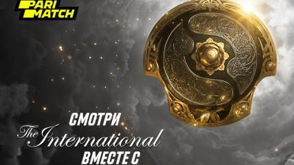 Parimatch Ukraine — генеральный партнер трансляции The International 10 в Ocean Plaza