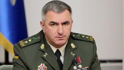 Балан назначен командующим Нацгвардии