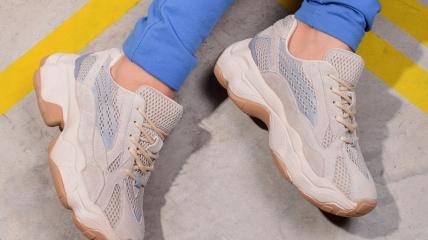 Массивные кроссовки больше не актуальны