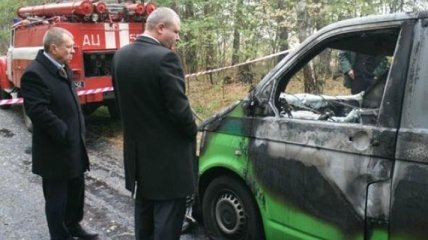 В милиции сообщили подробности гибели инкассаторов на Черниговщине
