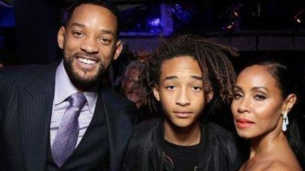 Сын Уилла Смита снялся в рекламной кампании известного бренда