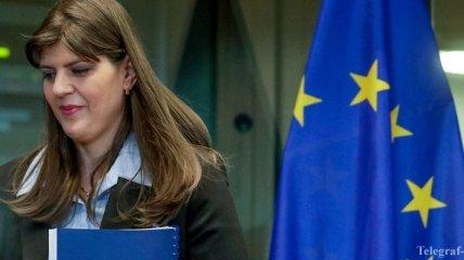 В ЕП поддержали назначение кандидатки из Румынии на должность главного прокурора ЕС