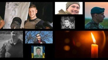 Не увидели весну: названы имена погибших украинских военных на Донбассе в феврале (видео)