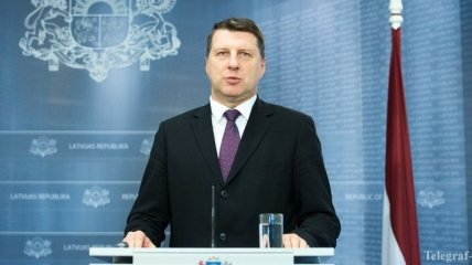 Новый Президент Латвии завтра посетит Украину