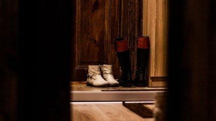 Де зберігати взуття? Оригінальні рішення для інтер'єру (Фото)