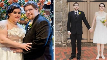 Самая трудная работа – это работа над собой: до и после похудения (Фото)