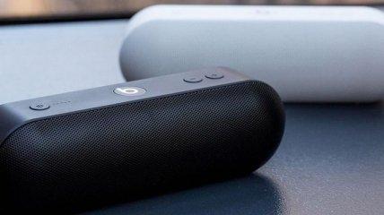 Apple начала продажи беспроводной колонки Beats Pill+