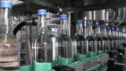 В Ровенской области конфисковали более тонны спирта