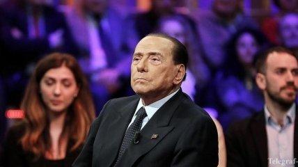 Берлускони заявил, что не знал скончавшуюся по его делу свидетельницу Фадиль