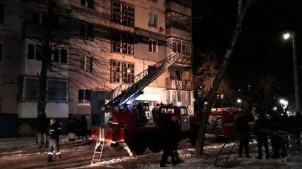 В Кропивницком в многоэтажке произошел взрыв: пострадали двое жильцов (фото)