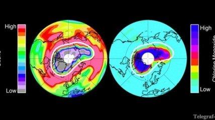 Студент сфотографировал Землю из стратосферы