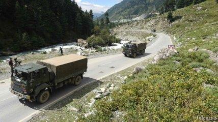 СМИ: на границе Индии и Китая убит индийский военнослужащий