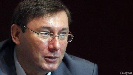 Завтра Луценко привезут в суд