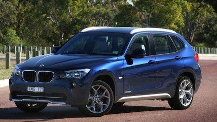 BMW добавляет новые модели кроссовера X1