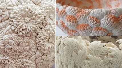 Восхитительные изделия, сделанные из фарфора (Фото)