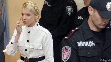 Здоровье Юлии Тимошенко в опасности