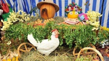 Всеукраинская Ярмарка органических продуктов состоится завтра